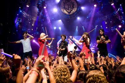 Jonas Brothers : The 3D Concert Experience