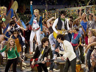 Jonas Brothers & Hannah Montana