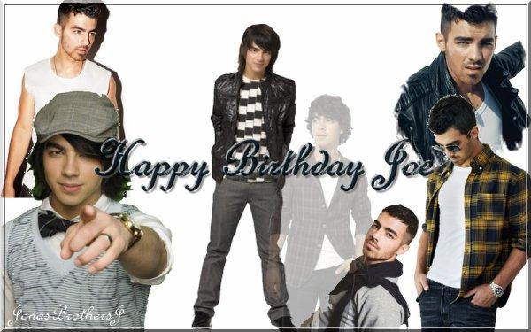 Happy Birthday Joe !