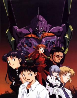 Mangas(Neon Genesis Evangelion/Shin Seiki Evangelion)