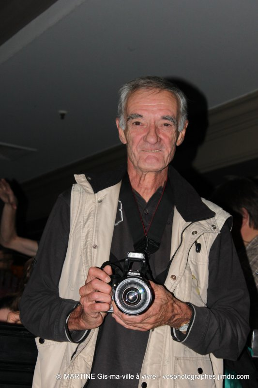 T I T A N I C  invite VIGON au  PETIT  JOURNAL  MONTPARNASSE le 17 septembre 2010