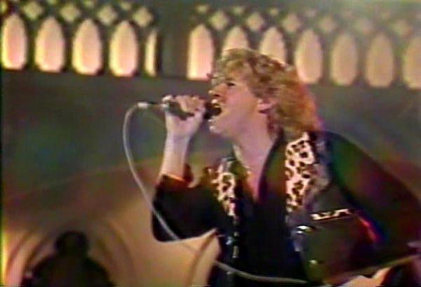 T I T A N I C - ROY ROBINSON - CHILI 1984