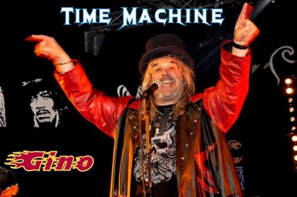 TIME MACHINE A FLINES LEZ RÂCHES LE 27 NOVEMBRE 2010