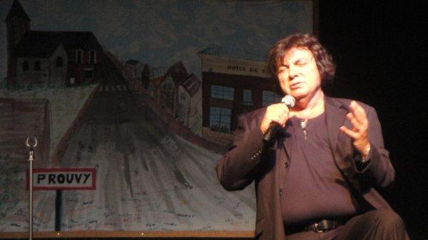 JOEL PREVOST en concert à  PROUVY le 20 mars 2011