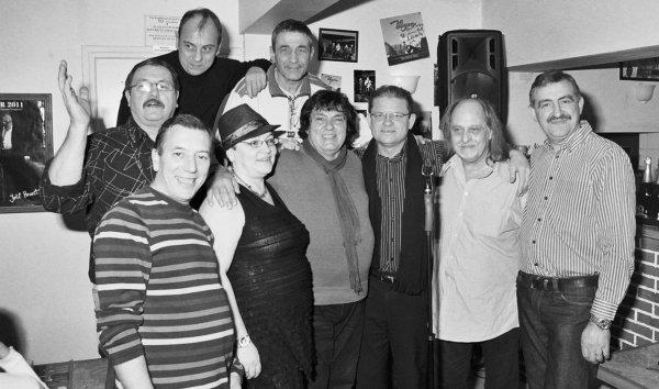 """Chez PAUL """"Le ROI DE LA FRITE"""" à DECHY - 11 mars 2011"""