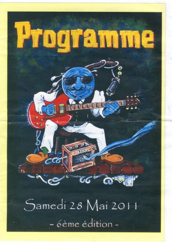 FESTIVAL DE BLUES A VICQ LE 28 MAI 2011