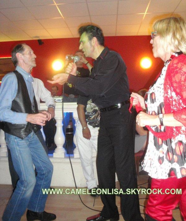CROISIERE sur la SEINE avec RICKY NORTON et CHRIS AGULLO le 13 juin 2011