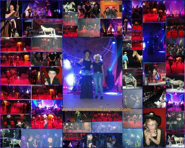 SANDY avec DynamiX Country Dancers et les Prairies Dogs Denain le 03 juin 2011