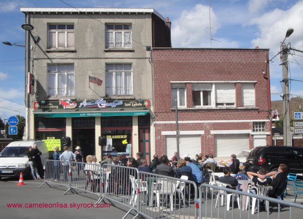 FETE DE LA MUSIQUE CHEZ NENESS AVEC BERRY GRIMM le 19 juin 2011