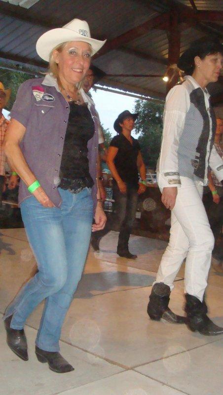 WHITE FALCON - FÊTE DU BISON - VICQ le 15 JUILLET 2011