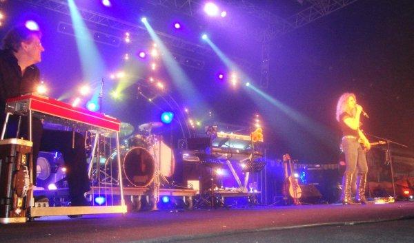 SANDY et les PRAIRIE DOGS (1) - DOUAI GAYANT EXPO le 11 SEPTEMBRE 2011