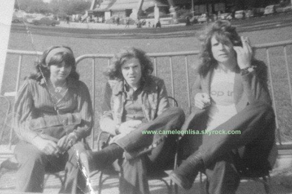 T I T A N I C - PHOTOS DES ANNEES 70
