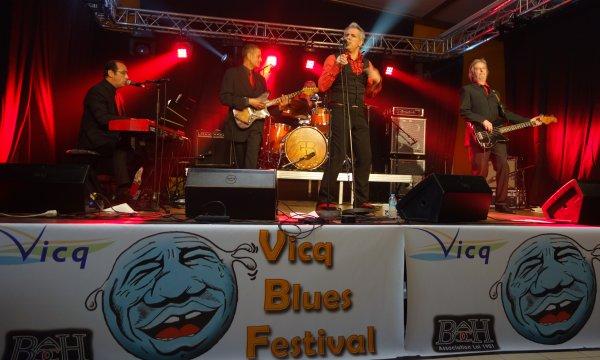 VICQ BLUES FESTIVAL - 23 MAI 2015