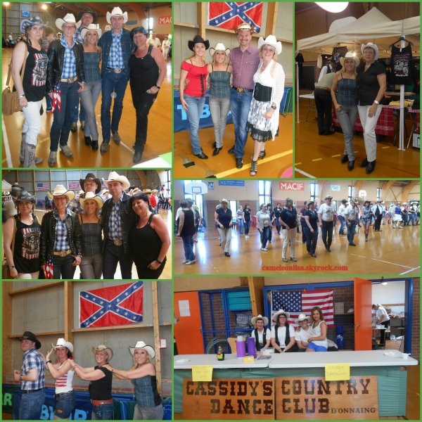 1/4 - BAL COUNTRY A ONNAING LE 06 JUIN 2015