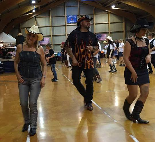 2/4 - BAL COUNTRY A ONNAING LE 06 JUIN 2015