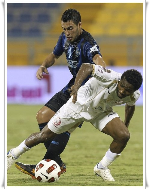 Rencontres pour Yazid et son club Al-Sailiya