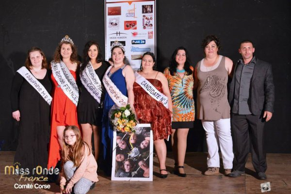 Election de miss ronde corse 2015