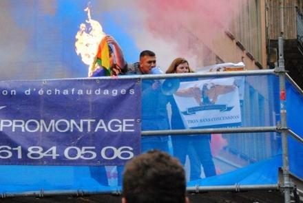 Mariage pour tous: Belle mobilisation en régions avant la manifestation nationale