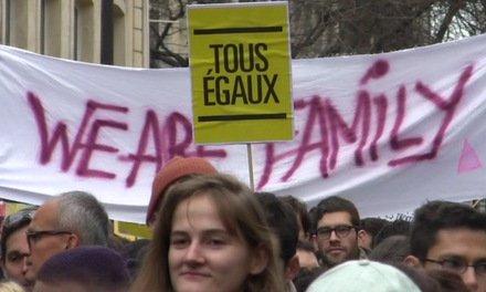 Rassemblements pour l'égalité: la mobilisation continue