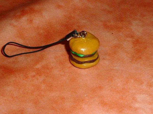 strap hamburger
