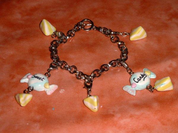 bracelet sweet candy