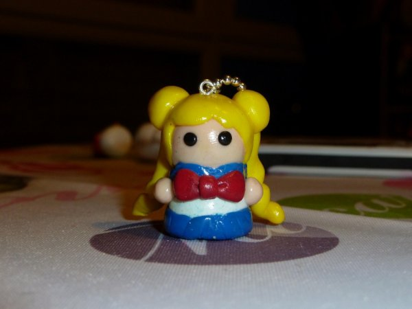 Sailor Moon porte clés