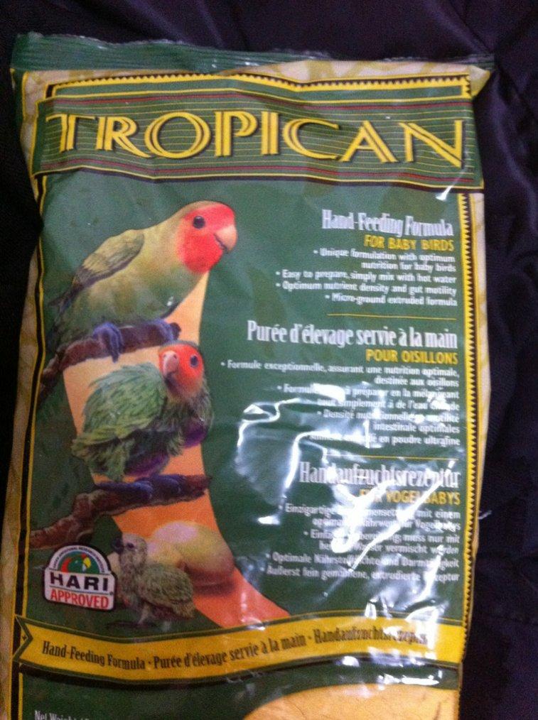 Convient-t-il pour l'eam pour canari et mandarin ?
