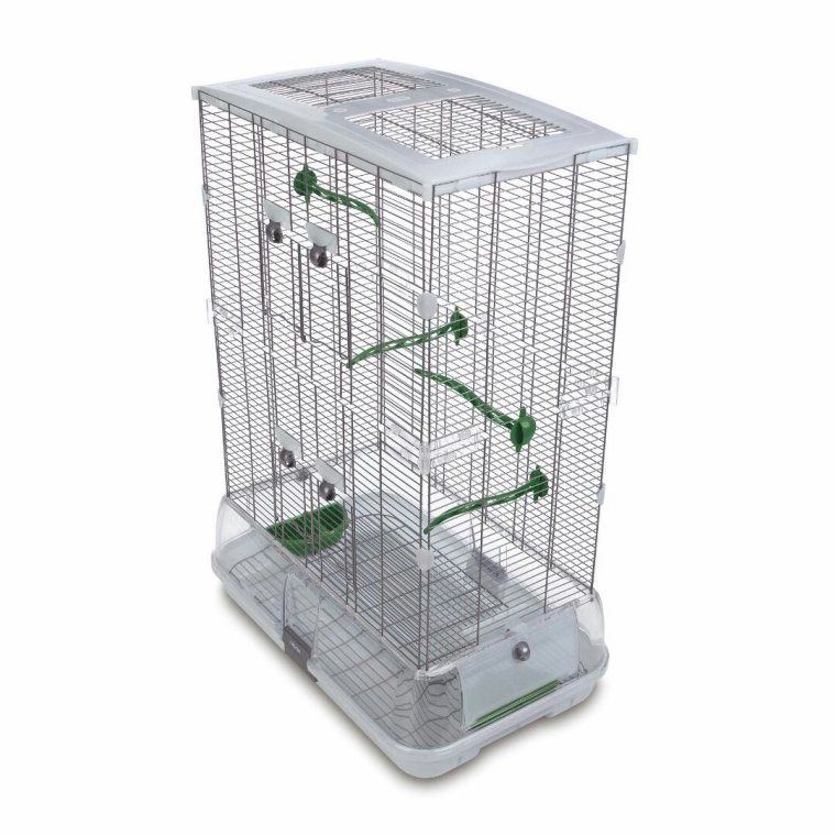 Voici la nouvelle cage que l'on veut acheter