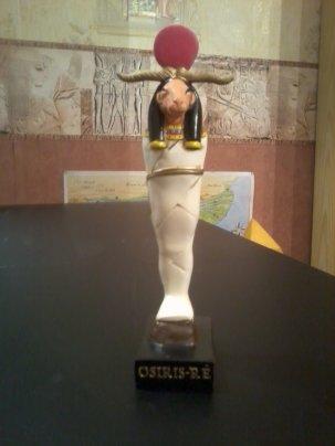 EGYPTE                                                                                                              :              LE  DIEU     OSIRIS - RË