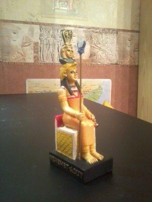 EGYPTE                                                                                                                        :              LA  DEESSE        NEHEMET-AOUY