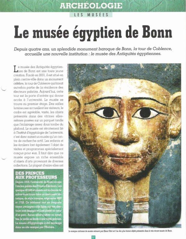 LES  MUSEES  (  DE  BONN  )  .