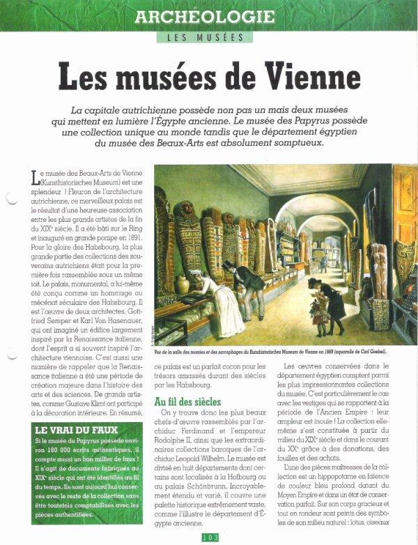 LES  MUSEES   (  DE   VIENNE  )  .