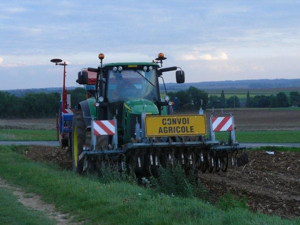 semis blé 2010