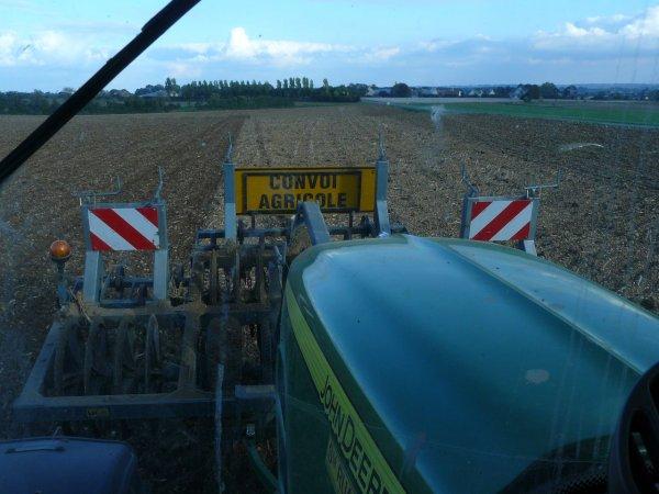 semis de blé2010