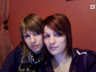 moi et ma soeur!