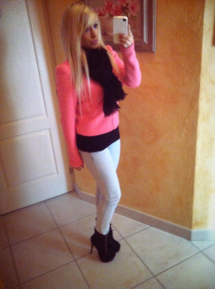 FannyB.BarbieCésarini , Anchanter les amis !  ♥♥