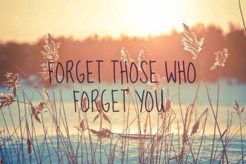 Essaye d'oublier les ennuis, même si ça parait difficile, c'est possible.