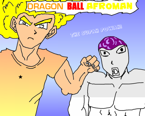 DRAGON BALL AFROMAN + MADNESS