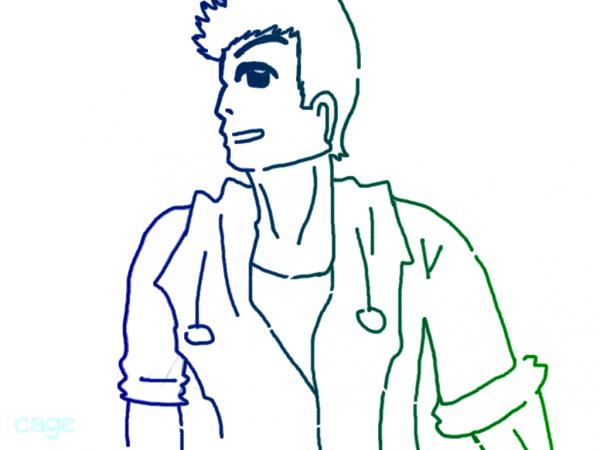 Chroniques #26: Bref, j'ai essayé de faire comme Pencil-Flower.