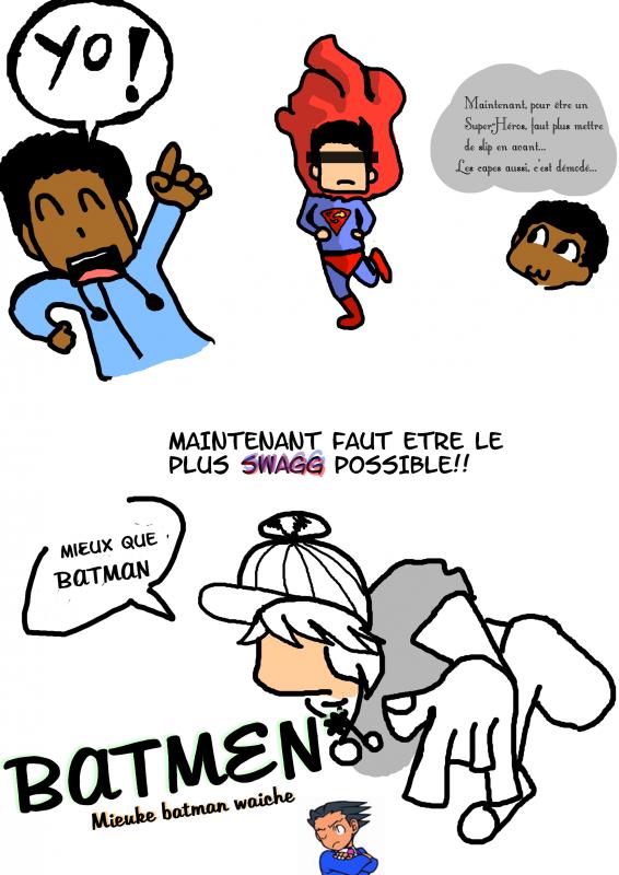 Chroniques #46 : les Super Héros