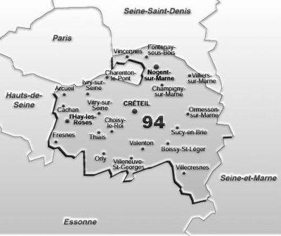 DEPARTEMENT DU VAL DE MARNE 94
