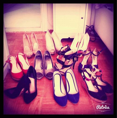 Chaussures 1 :)