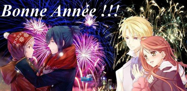 Bientôt la nouvelle année !!!!! (ÉVÉNEMENT)