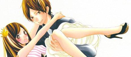 21ème Manga Shojo : I love Hana-kun