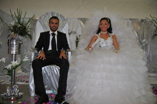 Mariage chrétien le 21 mai 2011 a caux kino & Mimi