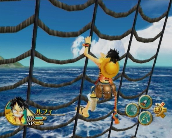 One Piece UNILIMITED CRUISE 1, Le TRESOR sous les FLOTS