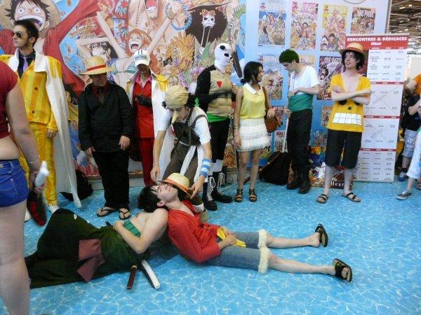 Compte rendu Japan Expo