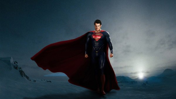 Man Of Steel (Superman 2013)