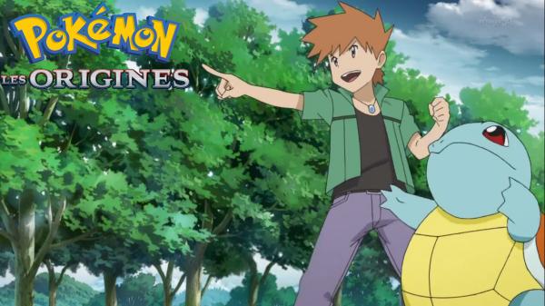 Pokémon les origines: La VF