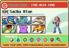Pokémon Nuzlocke: Bleu